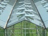 Zastosowanie kolektorów solarnych wodnych do ogrzewania gruntu w szklarniach