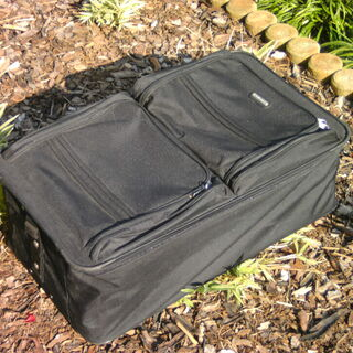 Suszarka walizkowa złożona