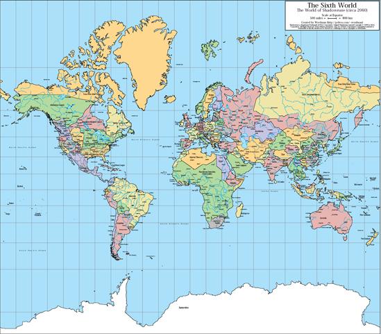 Image - Shadowrun world.jpg   Snitchcat Wiki   FANDOM powered by Wikia