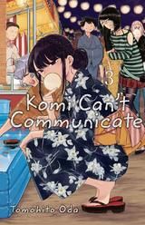 Komi San Volume 3 EN