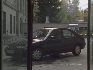 Rover 400 Отравляющий газ