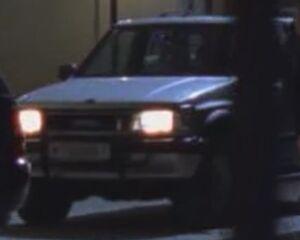 Opel Frontera Смертельное таро