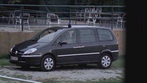 Citroën C8 Последний матч (12 сезон)