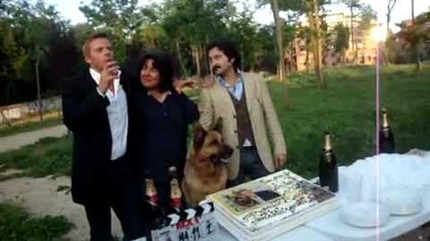 Rex-fête à l'occasion du départ de Kasapar Capparoni et de Fabio Ferri