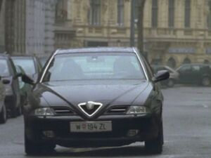 Alfa Romeo 166 За что страдают дети