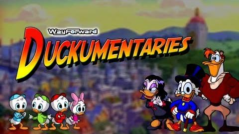 DuckTales - Background Duckumentary!