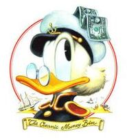 Scrooge by Marco Rota