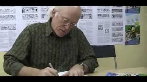 Don Rosa in Athens-2014