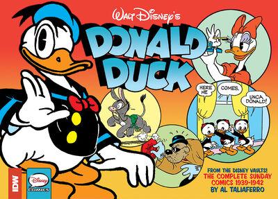 Donald Sundays 1 cvr