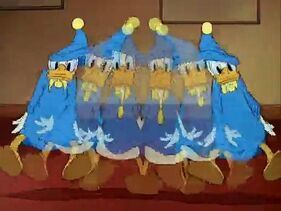 Donald Duck E025 - Early To Bed 1941
