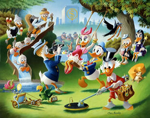 134- Holiday in Duckburg