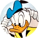 Donald Duck par Gattino