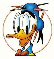 Donald by Marco Rota (2)