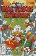 Uncle scrooge adventures