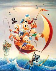 122- Sailing the Spanish Man