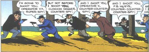 Κατασκοποι 2