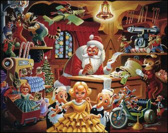 Santa's Christmas Mail