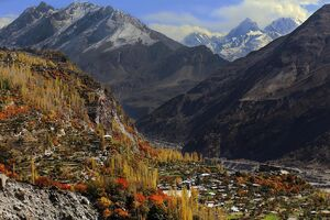 Altit Fort, Hunza