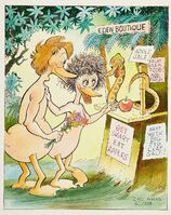 Carl Barks Adam and Eve