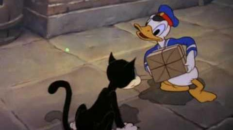 Donald's lucky day 1939