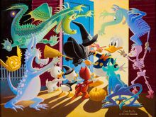 71- Halloween in Duckburg