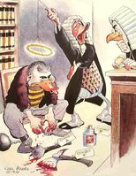 Carl Barks Sir William Blackstone