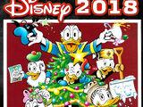 Ημερολόγιο Disney 2018