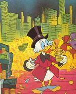 Scrooge-mcduck sweet money