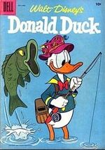 Donald duck 54