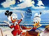 Η Μεγάλη Βιβλιοθήκη Disney Τόμος 36 - Ο Τρόμος του Μισισιπή