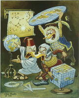 Carl Barks Geography's Founders