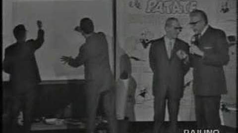 Scarpa, Carpi e Gentilini a Canzonissima 1968