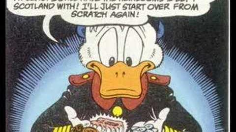 Life and Times of $crooge McDuck
