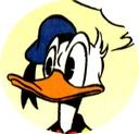Donald-bas heymas