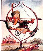 Carl Barks Robin Hood Two-Bow Duck