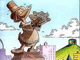 Το άγαλμα του Κουτ
