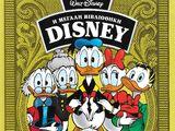 Η Μεγάλη Βιβλιοθήκη Disney Τόμος 47 - Θαλασσόλυκοι του Γλυκού Νερού
