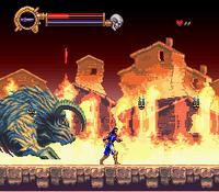 Behemoth-Castlevania Vampire's Kiss