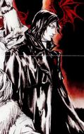 Genya Arikado Castlevania OST Illustration