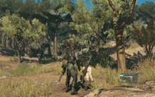 Metal Gear Solid V The Phantom Pain (screen 4)