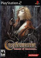 Castlevania Lament of Innocence - Boxart US