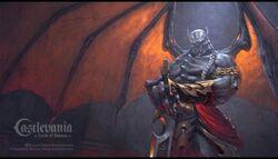 Olrox-castlevania Lords of Shadow 01
