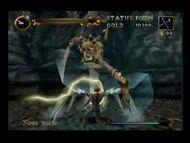 Reine algenie-Castlevania Legacy of Darkness 03