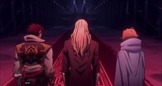 Castlevania anime Episode 7 Infobox