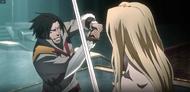 Castlevania (anime)-Episode 04- Alucard et Trevor.jpg