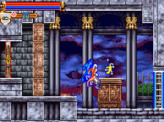 Castlevania Harmony of Dissonance (Lizard Tail 01)