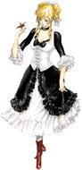 Castlevania Harmony of Dissonance (Lydie Erlanger Artwork 02)