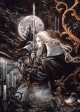 Castlevania Symphony of the Night (Alucard Artwork 03)