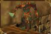 Homme lézard de poison-castlevania 64