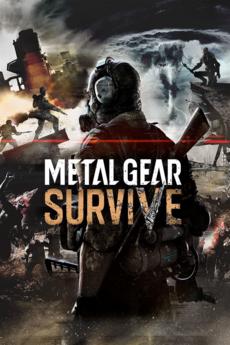 Metal Gear Survive Boxart